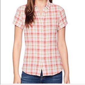 NWT Woolrich carabelle button down shirt